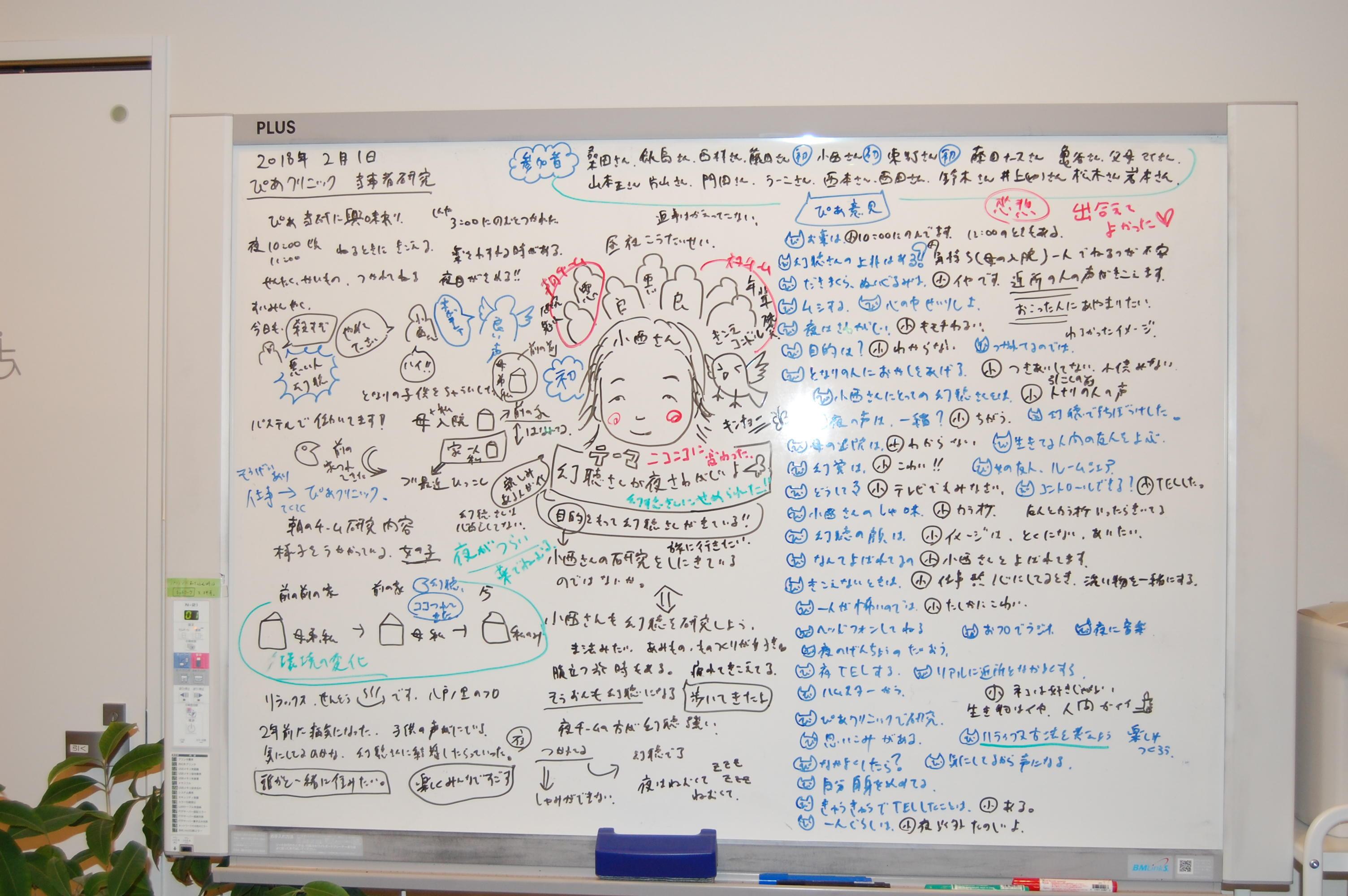 当事者研究34回目 |ブログ|心療...